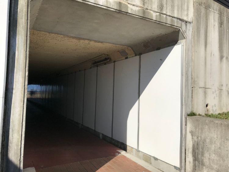 近江大橋トンネル