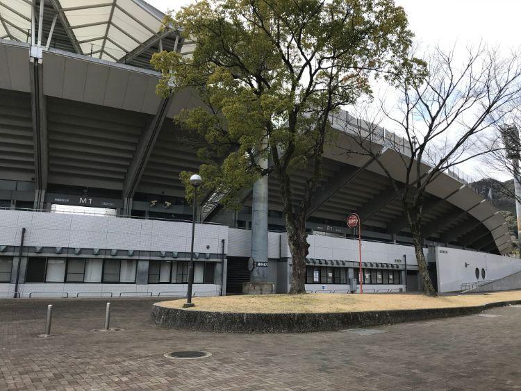 皇子山球場