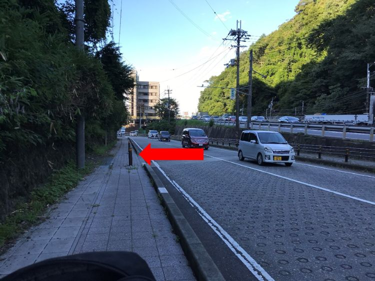 旧逢坂山隧道入口