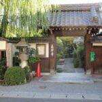 義仲寺を訪問!木曽義仲、そして松尾芭蕉の墓所です。