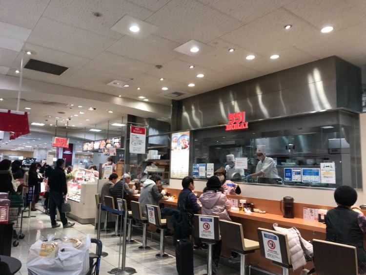 551蓬莱近鉄草津店