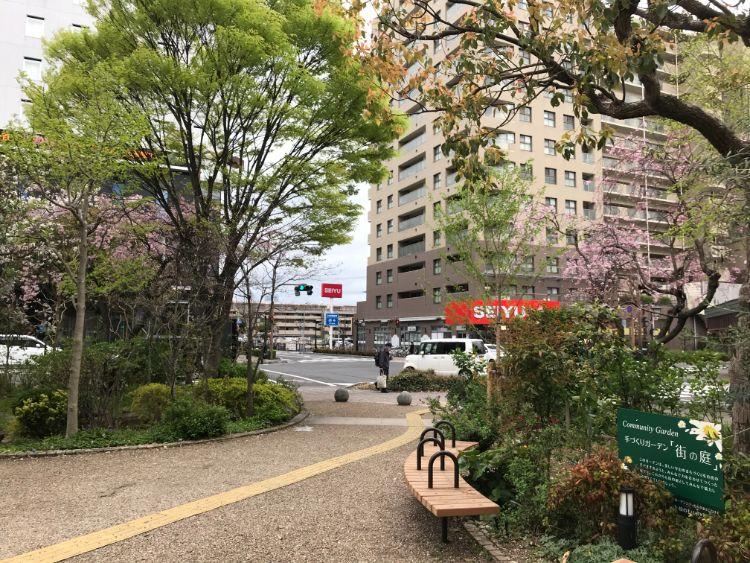 守山駅西口ガーデン