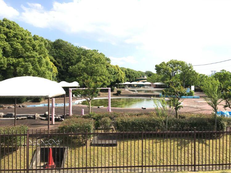 矢橋帰帆島公園プール