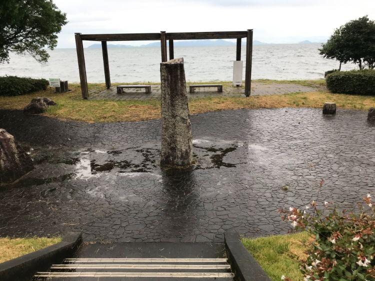 木戸湖岸緑地