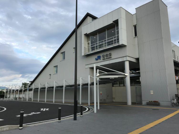 稲枝駅西口
